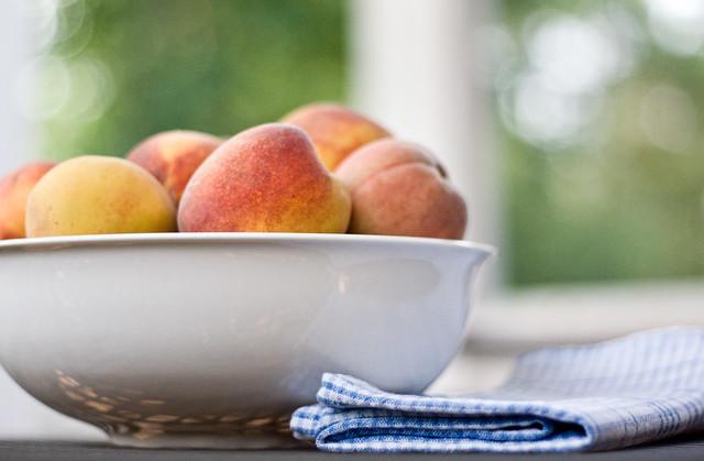 223/365 Peaches