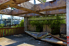 Six Flags New Orleans - Visit #4 - 33 (Rageaholic) Tags: abandoned louisiana decay neworleans hurricanekatrina amusementpark sixflags themepark sixflagsneworleans