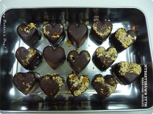Home-made chocolate PARTII