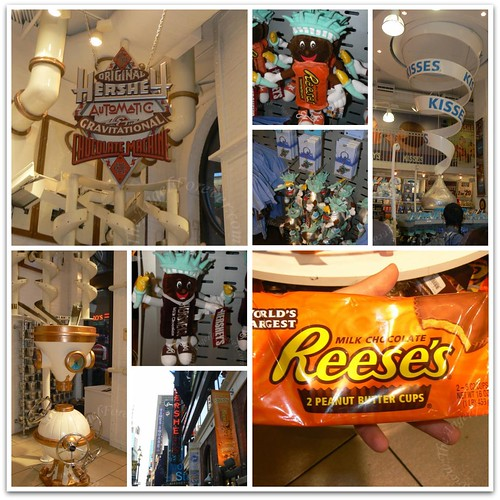 Hershey Store NYC