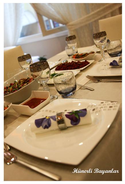 Ülkü'nün Akşam Yemeği Sofrası-4