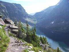 Beautiful Gunsight Pass (joadc) Tags: