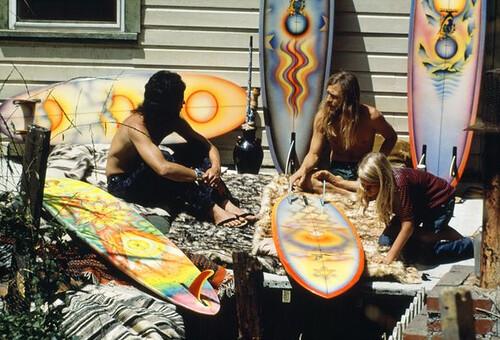 Jeff Divine, Brotherhood of Eternal Love, Canyon Acres, Laguna Canyon, 1971