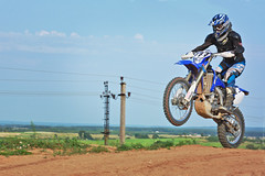 jump (RoYaLHigHnEsS1) Tags: bike race track trace ktm motorcycle motocross racer