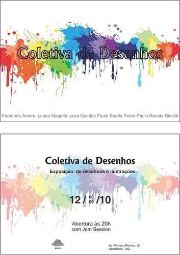 12/08/2010 quinta | VERNISSAGE @ GALERIA GOMA