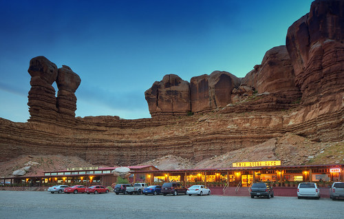 Twin Rocks Café