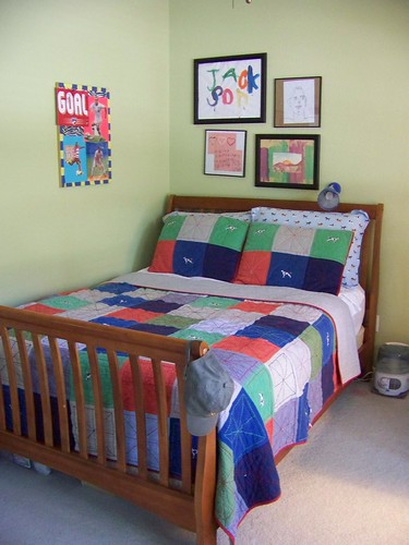 jack bed before
