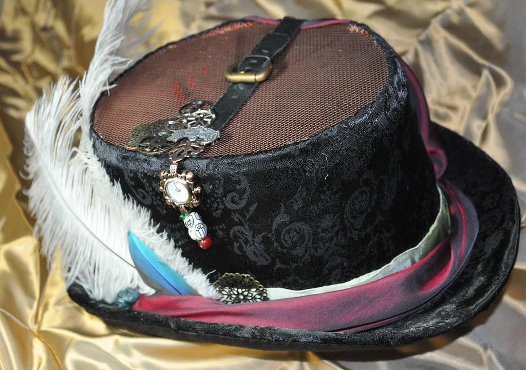 Steampunk Hat - Right