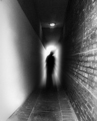Ghost Passage .. (Mike_Sherman) Tags: ghost spirits spooky terror passage paranormal hauntings wisbech apparitions spector  poltergeists