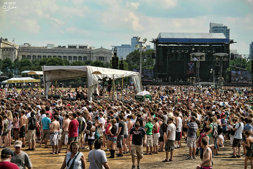 south park crowds (Lollapalooza) | Flickr - Photo Sharing!