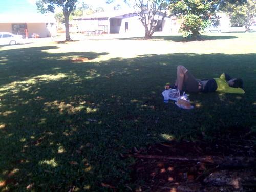 Malanda Memorial Park