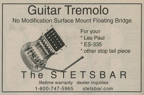 Guitar+tremolo