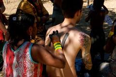 DSC_0949 (semente33) Tags: india xingu ritual terra sul indio tribo aldeia pachamama americano goias indigena cantos paje xama kayaps yawalapitis triboarcoiris