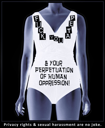 PETA Body Scanner Spoof - Front (Humans)