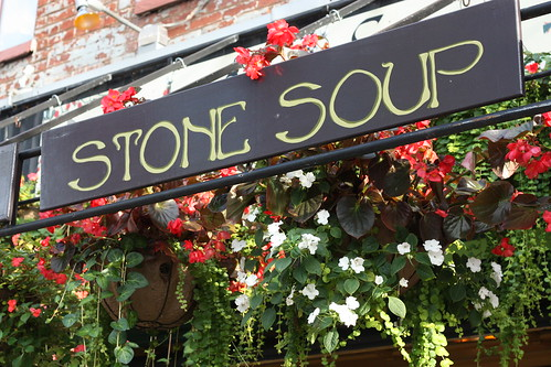 Stone Soup, Burlington