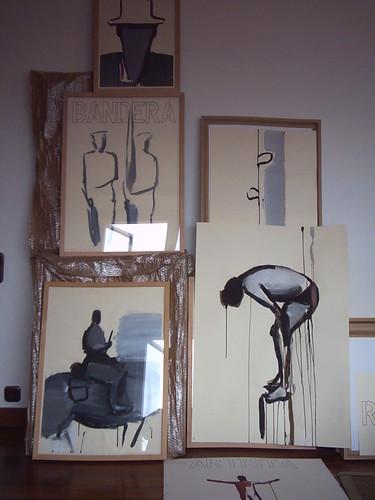 Conjunto en el estudio. by SUSO BASTERRECHEA