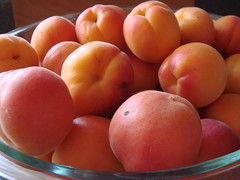 Sweet Apricots For Jam