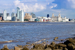 The port of Liverpool (PeterChad) Tags: city sea sky urban water ferry skyline liverpool canon landscape boat dock rocks ship north scenic sunny lancashire pot mk2 5d liver mersey graces wallasey wirral merseyside urbandevelopment liverbuilding rivermersey northofengland welcomeuk