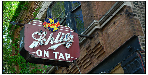 Schlitz on Tap - Bucktown