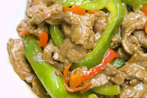 Beef and Peppers 6