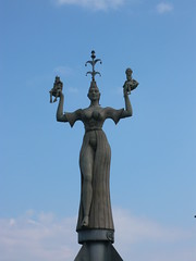 Imperia /  (mitko_denev) Tags: sculpture germany deutschland konstanz constance imperia badenwrtemberg      yahoo:yourpictures=sculptures yahoo:yourpictures=europeanmonuments