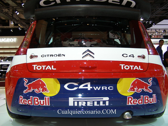 Citröen C4 WRC 2009 - Toma IV