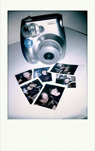 Fujifilm Instax Mini 7 - Fun For All The Family!