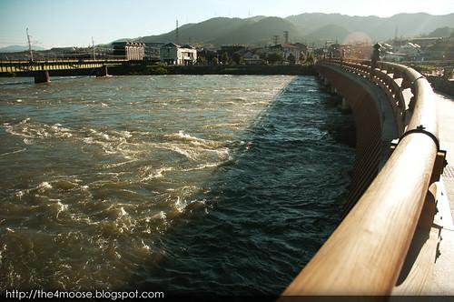 Uji 宇治 - Uji Bridge
