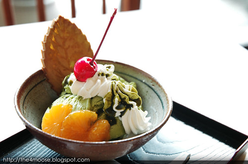 大茶万本店 - Matcha Ice Cream