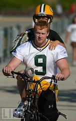 Jon Ryan (Peacefulnature09) Tags: ginger football redhead american greenbay seahawks redhair punter jonryan