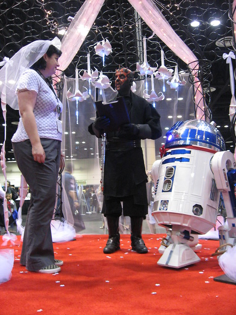 Celebration V - My R2-D2 Wedding