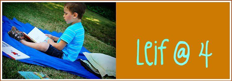 Leif @ 4