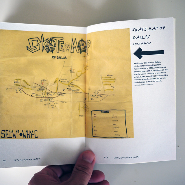 From Here to There by Hand Drawn Map Association