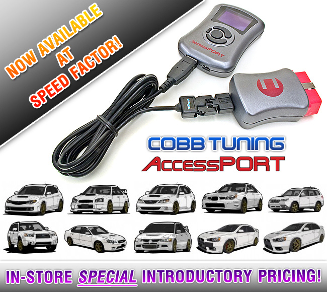 Cobb AccessPort Image