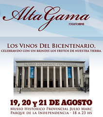 Mañana comienza el Salón del Vino de Alta Gama en Rosario