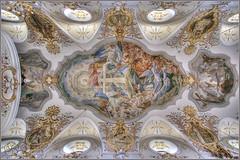 Deckenmalerei Kreuzbergkirche Pleystein