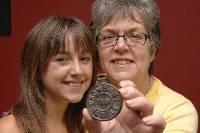 1881 Chow Bent medal