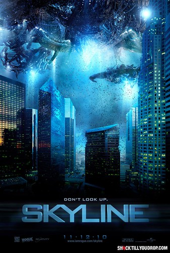 Skyline Movie Poster #2