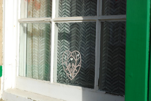 love in a window