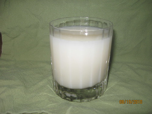 Rice Milk 1