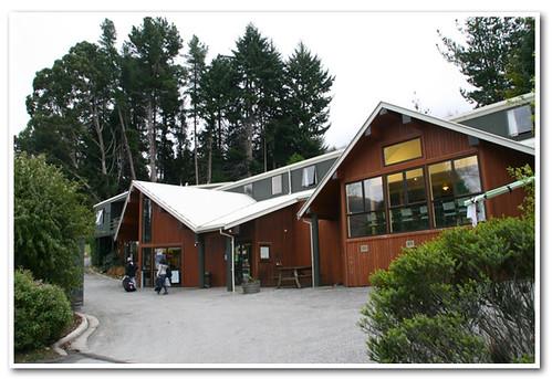 皇后鎮湖畔青年旅館