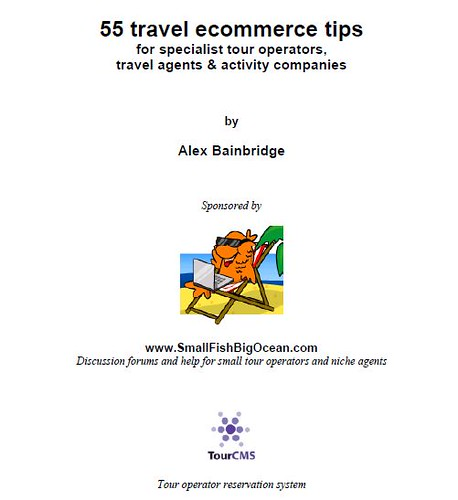 55 travel ecommerce tips
