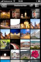 Flickr-App für Apples iPhone und iPad