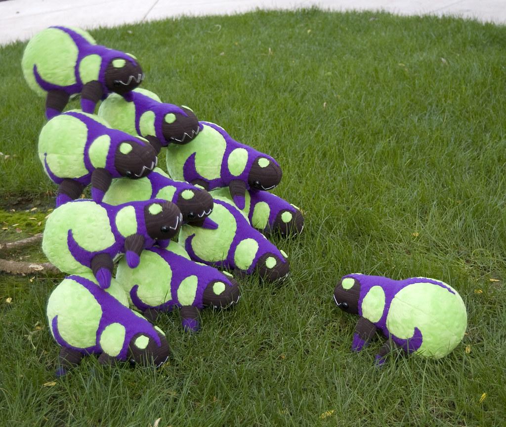 Zerg Plush Toy Star Craft
