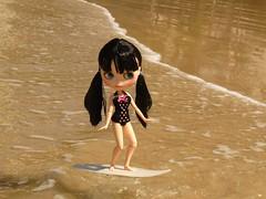 Ursula em traje de banho -foto oficial - candidata nº 40