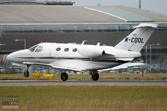 M-COOL - 510-0285 - Private - Cessna 510 Citation Mustang - Luton - 100803 - Steven Gray - IMG_1107