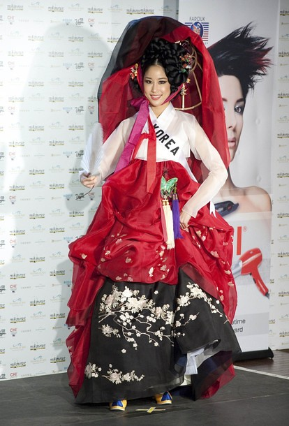 National Costume of Miss Korea