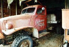 truck (travelling-light) Tags: newzealand heritage otago