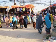 3b. Market street, Hargeisa