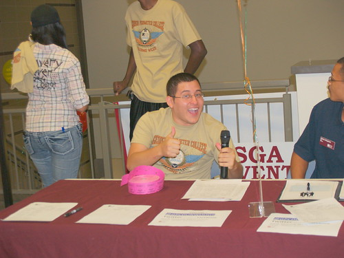 SGA welcome
